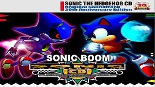 [SONIC KARAOKE ~INSTRUMENTAL~] Sonic CD - Sonic Boom (Crush 40 vs Cash Cash) [HD]