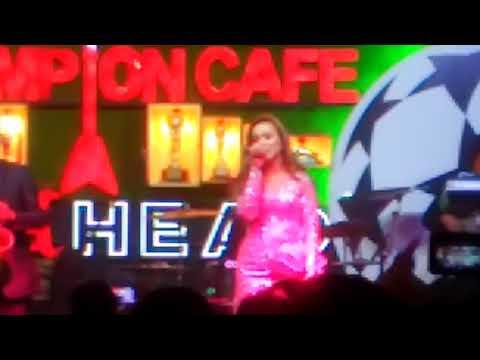 Rany Simbolon & Dorman manik - haholongi au, Live Champion Cafe