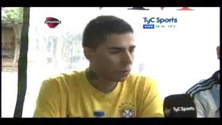El hombre que hará feliz la estadía de los barras argentinos en el Mundial  Mundial Brasil 2014