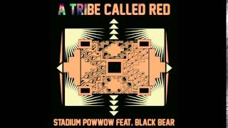 A Tribe Called Red - Stadium Powwow... @ www.OfficialVideos.Net