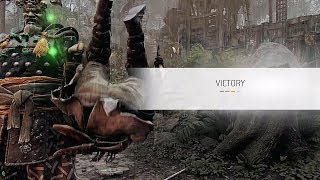 For Honor But We Get Our Asses Kicked By Valkyrie