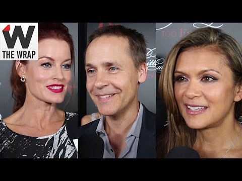 'PLL' Parents: Chad Lowe, Nia Peeples, and Laura Leighton Talk Season 5 Drama