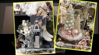 50+ Inspiring Vintage Winter And Christmas Decorations Ideas