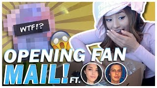 I CAN'T BELIEVE A FAN SENT ME THIS! WTF ?! FORTNITE FT. Cizzorz & Valkyrae