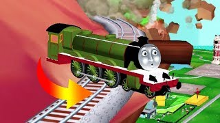 HENRY Very Dangerous Rocky Mountain Adventures | Thomas & Friends: Magical Tracks