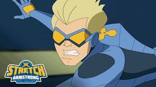 Stretch Armstrong and the Flex Fighters - Exclusive Scene from Netflix