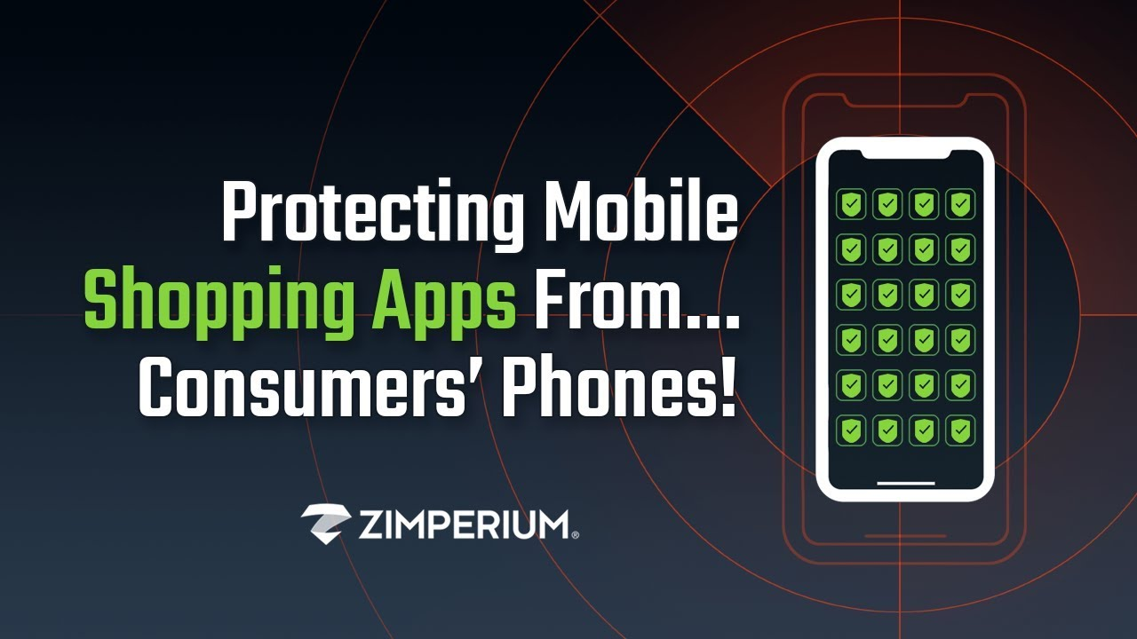 Protecting Mobile Shopping Apps From Consumers' Phones
