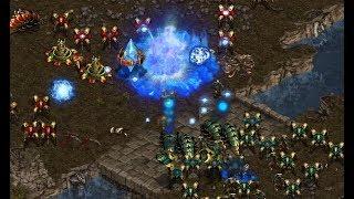 Air (P) v Sky (P) on Fighting Spirit - StarCraft - Brood War REMASTERED