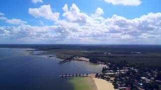 La plage de Maubuisson