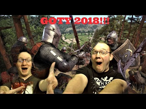 Game of the Year!? Reacting to Kingdom Come Deliverance Official FINAL Trailer