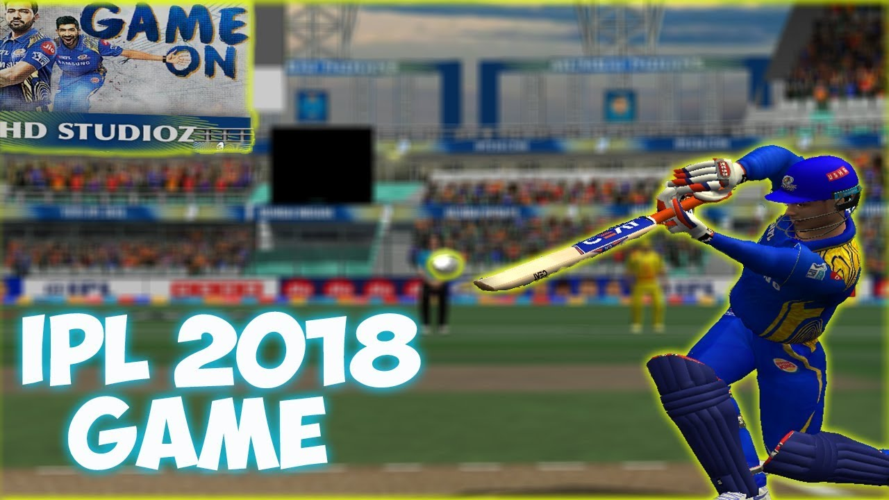 A2 Studioz IPL 4 Patch For Cricket 07