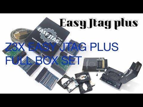 Z3X Easy JTAG Plus. ОБЗОРИЩЕ. ;)