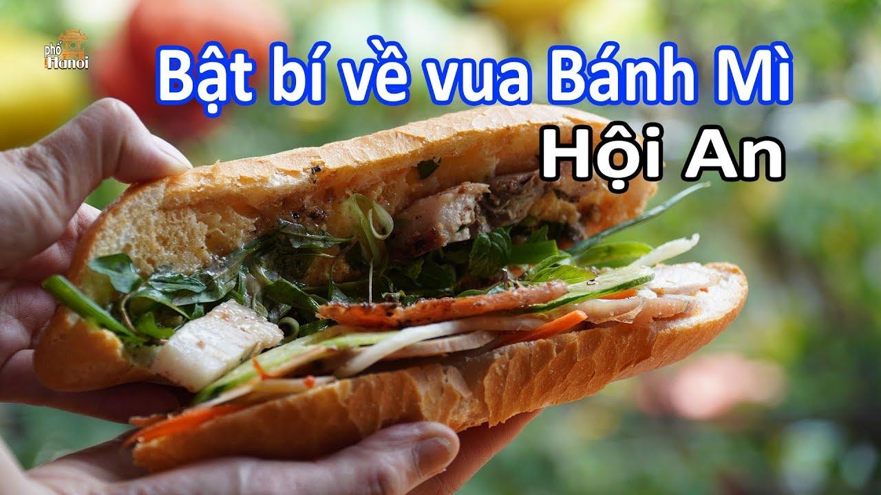 Đến Hội An bạn đã xếp hàng mua bánh mì Phượng chưa #hnp