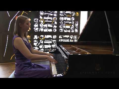 Sergei Prokofiev: 10 pieces from Romeo and Juliet op. 75 No 6 - Evgenia Fölsche