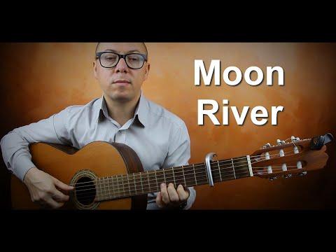 Лунная река (на гитаре) | Moon River (Guitar Cover)