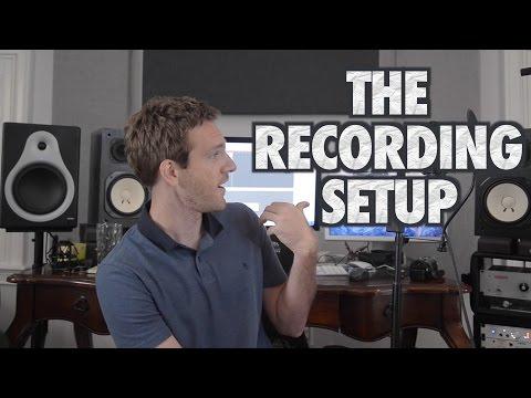 The Recording Setup