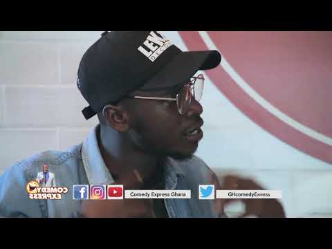 COMEDY EXPRESS EP.1 (DKB, Lekzy, James Brown & Putogo)