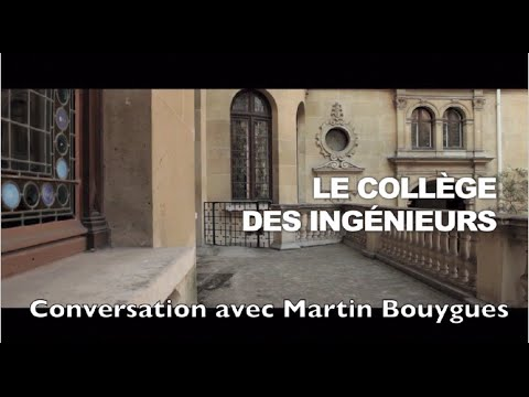 "Martin Bouygues - ""Ma vision du talent"""