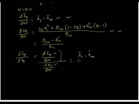 Deriving the SML Equation