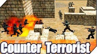 Игра Battle Simulator Counter Terrorist. Андроид игры