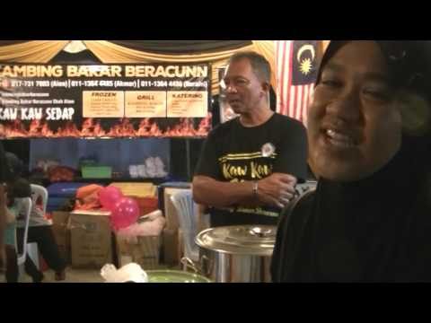 Best Street Food Festival 2.0, PKNS Shah Alam, FULL VIDEO