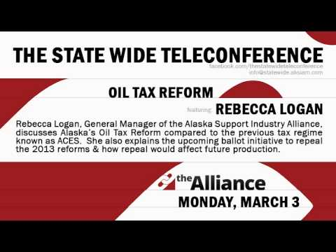 TSWT: The Alliance on Oil Tax Reform