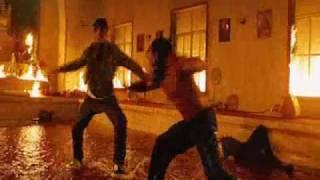 Video Tony Jaa - Muay Boran Vs. Lateef Crowder - Capoeira download MP3, 3GP, MP4, WEBM, AVI, FLV Oktober 2018