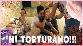 TORTURATO CON LE CARAMELLE SCHIFOSE w/St3pNy, SurrealPower & Anima
