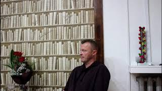 Spotkanie autorskie z Piotrem Rowickim (22.09.2018)