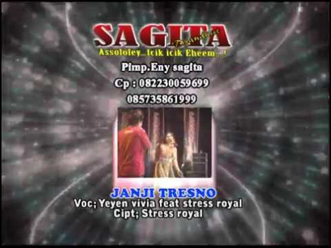 Eny sagita ft stress royal_janji tresno