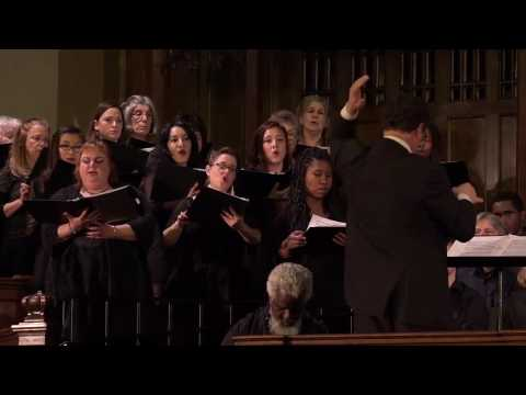P-SPAN #545: Memorial Concert for the Victims of the Ghost Ship Tragedy by Oakland City Chorus