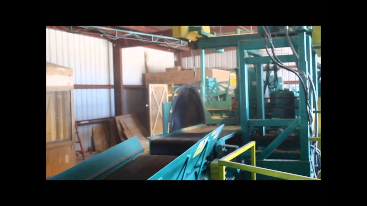 Sawmill Hydraulics, Inc  Helle Sawmill Equipment, Carriages, Scragg