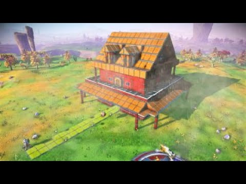 No Man's Sky - Dream house on a dreamy planet! Boid Gaming's paradise! (PS4, no mods)