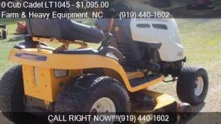 0 cub cadet lt1045 for sale in farm and heavy equipment nc