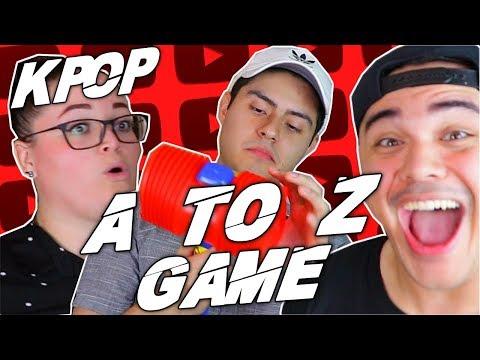 KPOP A to Z GAME ft JREKML