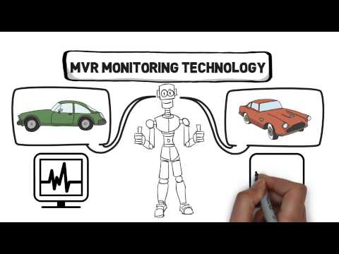 MVR Driving Record Monitoring System