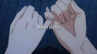 Gambar cover Maren Morris, Hozier - The Bones // Sub Español