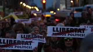 Jordi Cuixart i Jordi Sànchez: 5 mesos a la presó