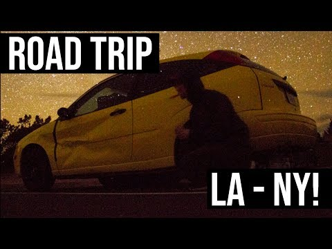 Road Trip | Los Angeles To New York