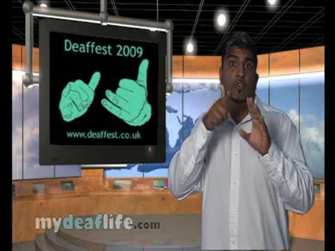Deaffest 2009 - Submit your films to be entered into the competition