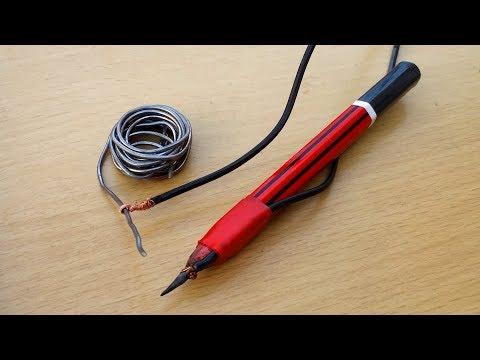 Easiest Soldering Technique Using Pencil