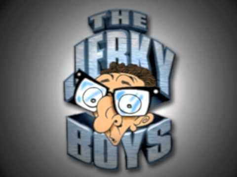 jerky boys prank call-the gay model