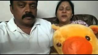 How Indian parents sing Happy Birthday song!