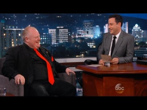 Toronto Mayor Rob Ford on Jimmy Kimmel