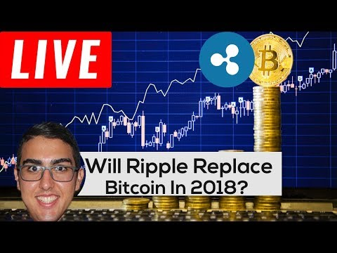 Will Ripple ($XRP) Replace Bitcoin ($BTC)?