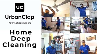 Urban clap professional deep home cleaning|Urban Company|house cleaning|Domestic deep cleaning screenshot 3