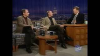 Harry Shearer & Dan Castellaneta bei Conan O'Brien streaming