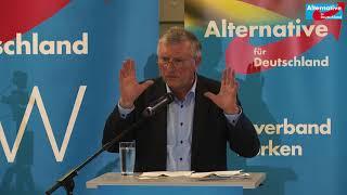 Helmut Seifen MdL in Ahaus am 20.09.2017