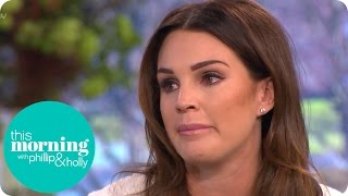 Danielle Lloyd Gets Emotional Over Jamie O'hara's Celebrity Big Brother Comments | This Morning