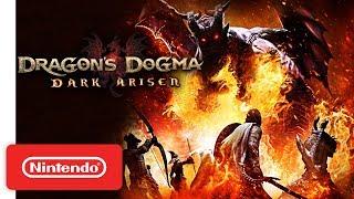 Dragon's Dogma: Dark Arisen - Launch Trailer - Nintendo Switch